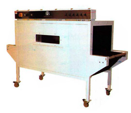 STS 6ft. Series Model 2220 Convection Style Shrink Tunnel